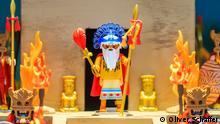 PLAYMOBIL - королья майя