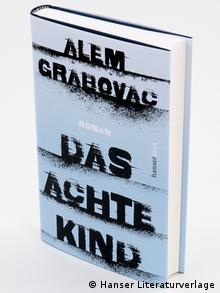 """Buchcover """"Das achte Kind"""" von Alem Grabovac"""