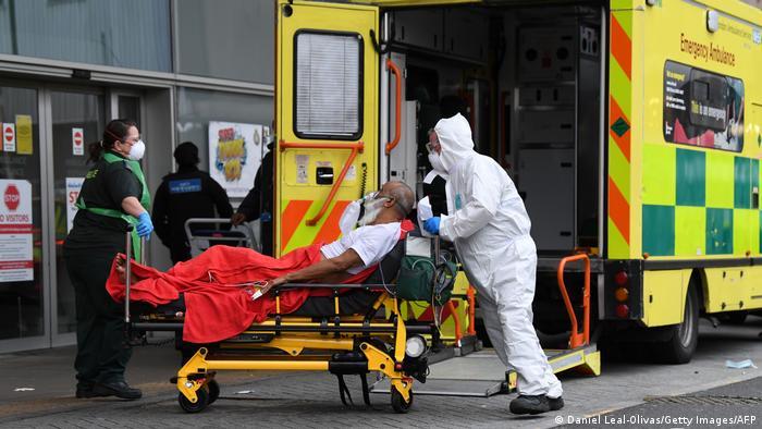 Лікарня в Лондоні