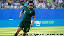 Frauenfußball Nigeria | Onome Ebi
