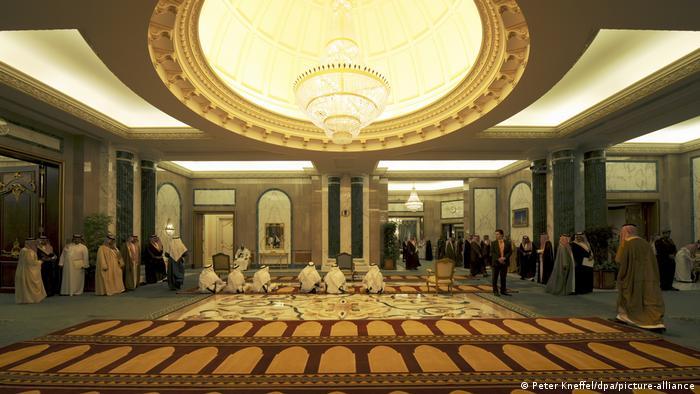 کاخ یمامه محل اقامت رسمی خانواده سلطنتی سعودی