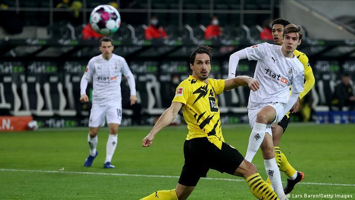 Deutschland Bundesliga Borussia Mönchengladbach v Borussia Dortmund - Bundesliga