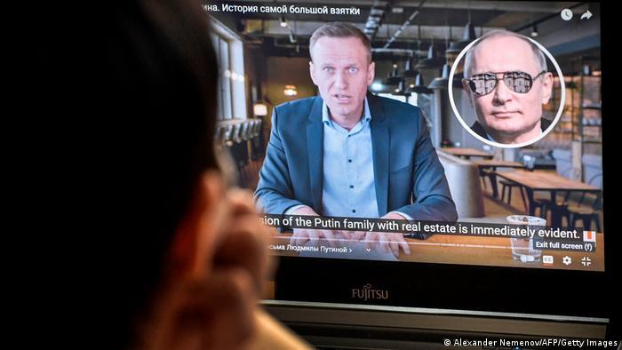 Навални разкри как Путин е натрупал чудовищно богатство