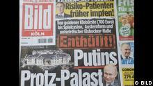 Escándalo de acoso sexual sacude al diario más popular de Alemania