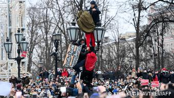 Среди протестующих оказались и провокаторы