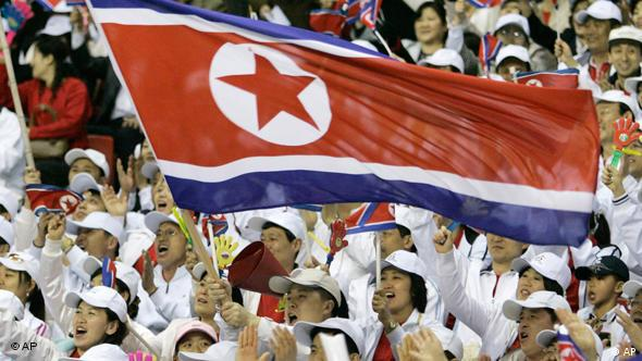 Chong Tese plays for North Korea where his father comes from