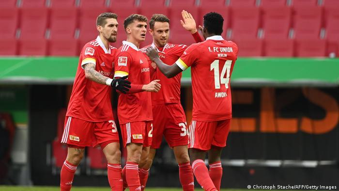 Fußball Bundesliga FC Augsburg vs Union Berlin | Tor (1:1)