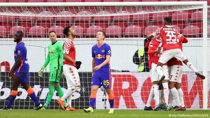Bundesliga | FSV Mainz 05 - RB Leipzig