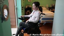 Peru Lima   Ana Estrada hofft auf Sterbehilfe