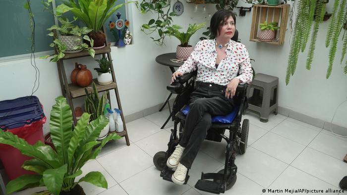 Peru Lima | Ana Estrada hofft auf Sterbehilfe