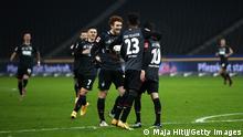 Bundesliga - Hertha BSC v SV Werder Bremen | Tor (1:4)
