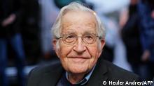 Linguist Noam Chomsky