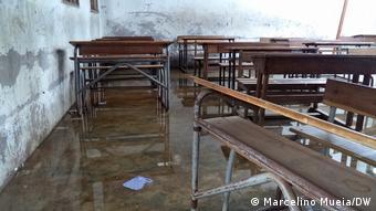 Mosambik Zyklon Eloise