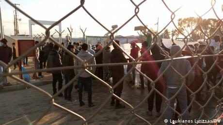 Κύπρος: Διαμαρτυρίες προσφύγων για συνθήκες εγκλεισμού