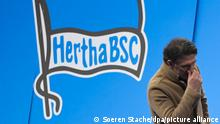 Fußball Bundesliga Trainer Labbadia Hertha BSC