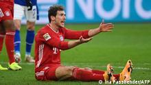 Fußball Bundesliga Schalke 04 v Bayern München