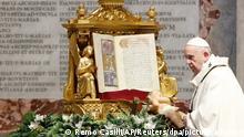 Messe zum Dreikönigstag - Papst Franziskus