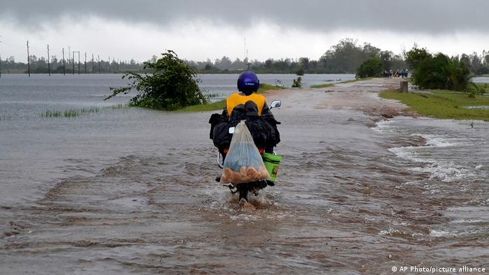 Ciklon u Mozambiku