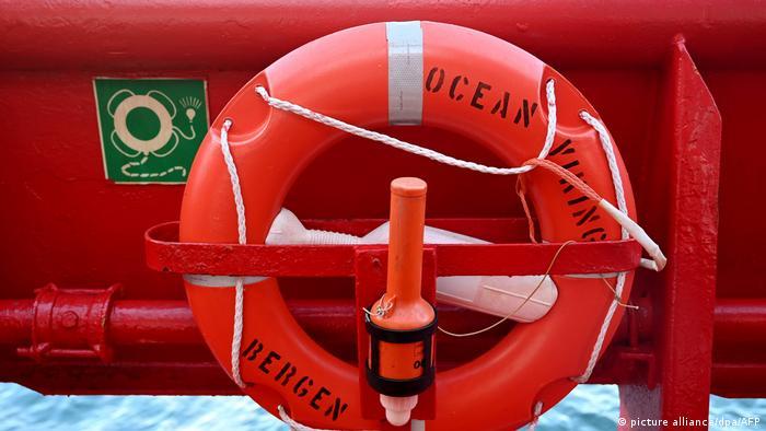 Symbolbild Ocean Viking