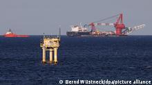 Sanktionen gegen russisches Verlegeschiff Fortuna