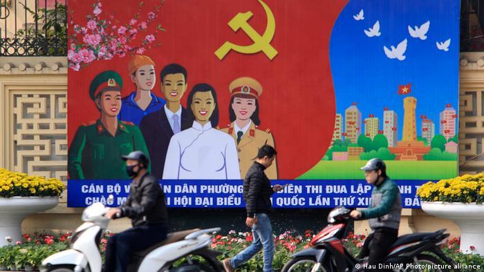 Vietnam | 13. Nationalkongress in Hanoi