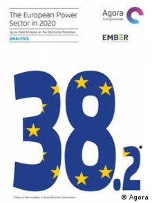 Титульный лист доклада Ember и Agora Energiewende