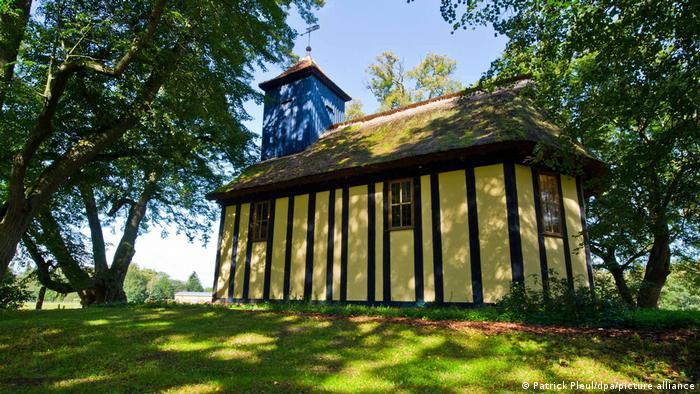 Церковь в Темплине