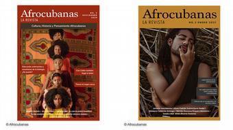 Bildkombo | Cover | Zeitschrift | Afrocubanas. La Revista
