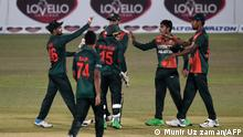 Cricket Match Bangladesch v West Indies