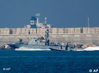 Soldados israelíes abordaron flotilla humanitaria para Gaza.