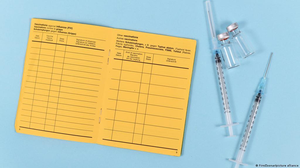 Ue Propoe Certificado Digital Para Facilitar Viagem De Vacinados Conheca Os Destinos Turisticos Mais Famosos Da Alemanha Dw 17 03 2021