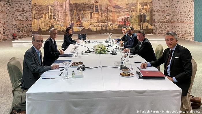 Türkei Istanbul | Sondierungsgespräche zwischen der Türkei und Griechenland