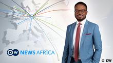 DW News Africa Moderator Tomi Oladipo Artikelbild