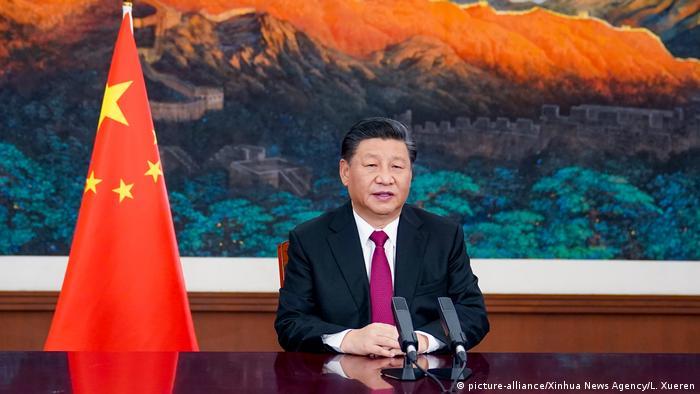 China   Xi Jinpings Ansprache zum Online-Weltwirtschaftforum Davos