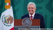 Mexiko | Präsident Andres ManuelLopez Obrador