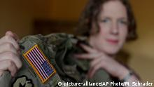 Jennifer Sims - Transgender in der US Armee