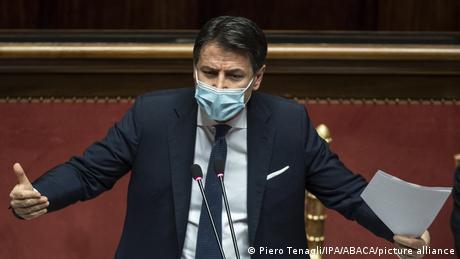 Ιταλική κυβερνητική κρίση, μέρος 2ο