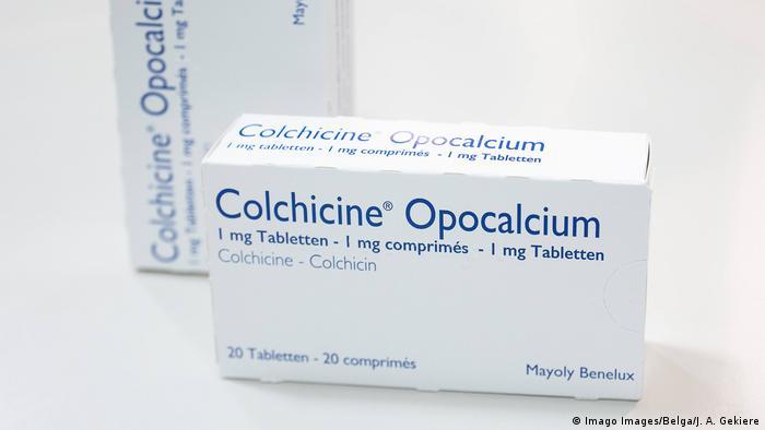 Colchicin | Medikament wird in Kanada zur Behandlung von Covid-19 eingesetzt