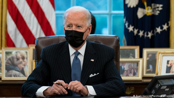 USA I Joe Biden