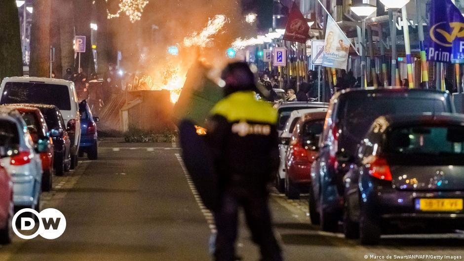Violences et crispations en Europe face à la Covid-19