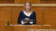 Estland, Talinn I Premierministerin Katja Kallas
