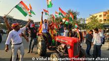 Indien Jaipur | Bauernprotest | Agrarreform