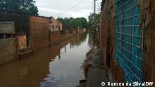 26.01.2021 Starke Regenfälle in den Vororten von Maputo, der Hauptstadt von Mosambik, haben große Schäden hinterlassen. In den am schlimmsten betroffenen Vierteln (Hulene, Ferroviário, Laulane, Maxaquene, Polana Caniço) wurden Straßen und Häuser überflutet. via Maria João Pinto