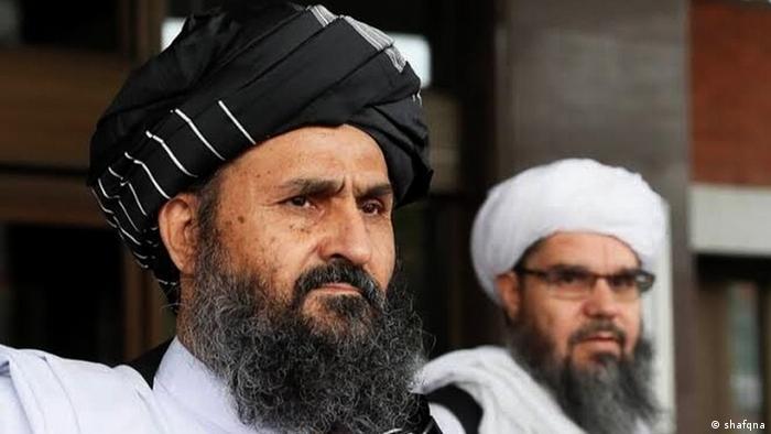 ملا برادر، معاون سیاسی طالبان