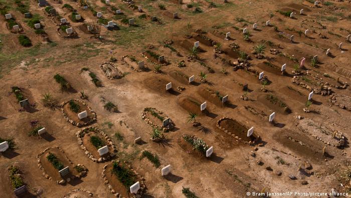 Südafrika | Muslimische Bestattungen während Corona-Krise