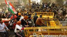 Indien Bauernproteste