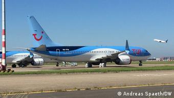 Boeing 737 Max компании TUI