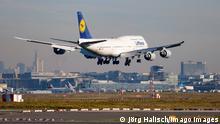 Frankfurt am Main Airport | Landeanflug