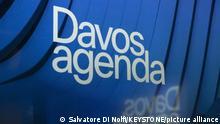 Logo Weltwirtschaftsforum Davos