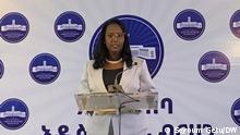 Äthiopien Addis Ababa | Politikerin | Adanech Abiebie